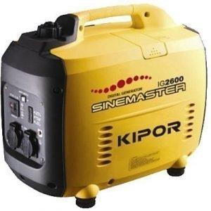 Aggregaatti KIPOR IG2600 Digitaalinen Invertteri. 2