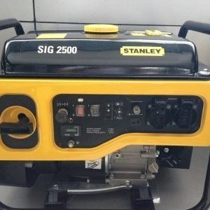Aggregaatti STANLEY SIG 2500