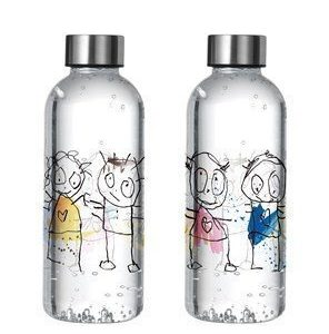 Aida Poul Pava original ICONS vesipullo BPA-free 0