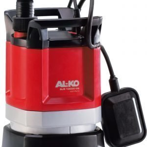 Al-Ko Sub 10000 Ds Comfort 450 W Uppopumppu Puhtaalle Vedelle