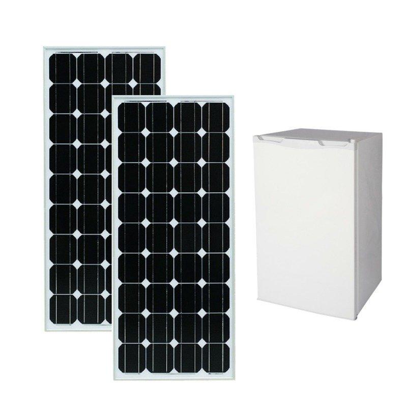 Aurinkoenergiapaketti jääkaappipaketti 12V