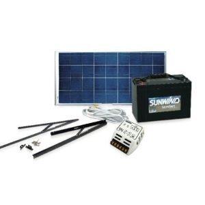 Aurinkopaneelijärjestelmä BASIC 85W