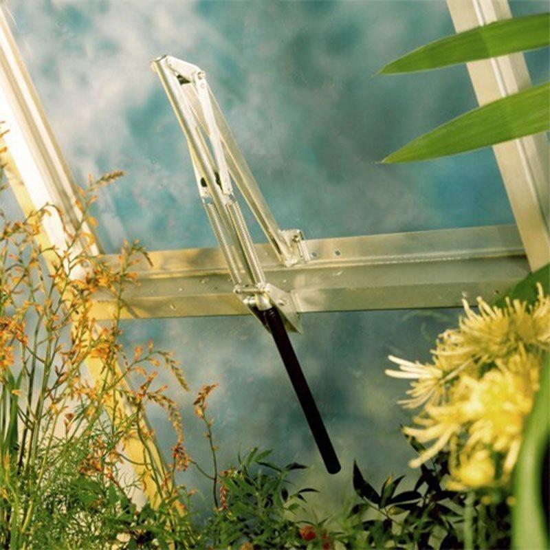 Automaattinen kasvihuoneen ikkunan avaaja