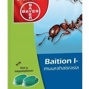 Baition I Muurahaisrasia 2 Kpl