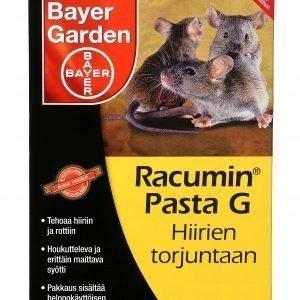 Bayer Garden Racumin Pasta G Jyrsijöiden Torjunta-Aine Syöttilaatikolla