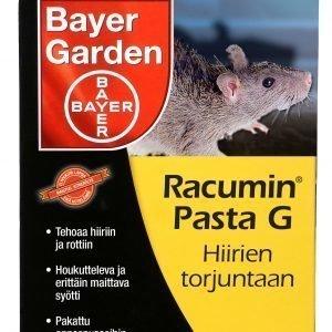 Bayer Garden Racumin Pasta G Jyrsijöiden Torjunta-Aine Täyttöpakkaus