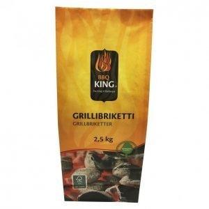 Bbq King Grillibriketti 2
