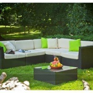 Bello Giardino Puutarhakalusteet + Sohvapöytä