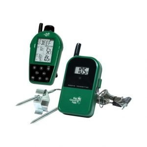 Big Green Egg Dual Probe Remote Langaton Lämpömittari