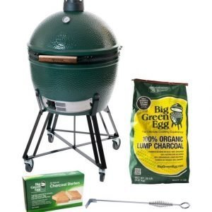 Big Green Egg Hiiligrilli XL