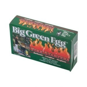 Big Green Egg Instant Light All Natural Sytykkeet