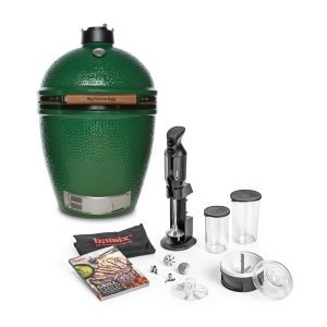Big Green Egg Large Grilli + Bamix