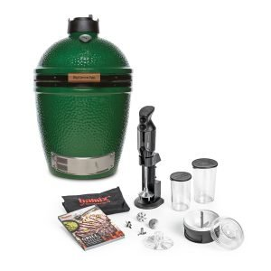 Big Green Egg Medium Grilli + Bamix