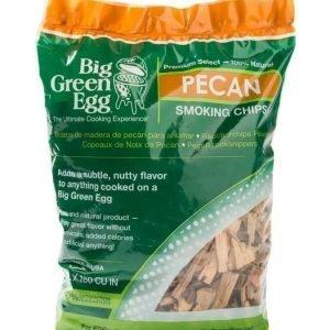 Big Green Egg Pekaanipähkinä Savustuslastut 3 l