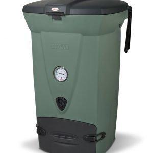 Biolan 220 Eco Pikakompostori Harmaa