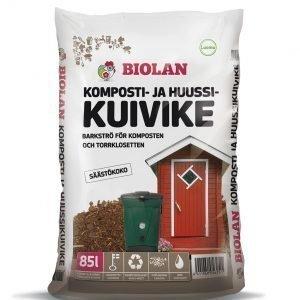 Biolan 85 L Komposti- Ja Huussikuivike