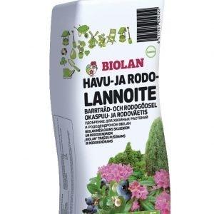Biolan Havu- Ja Rodolannoite