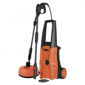 Black + Decker Painepesuri 120bar Pw 1500s+