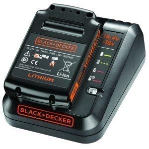 Black+Decker Bdc1a15 1 A Laturi Ja Li-Ion 1.5 Ah Akku