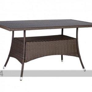 Carden4you Puutarhapöytä Savanna 150x85 Cm