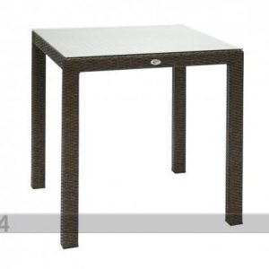 Carden4you Puutarhapöytä Wicker
