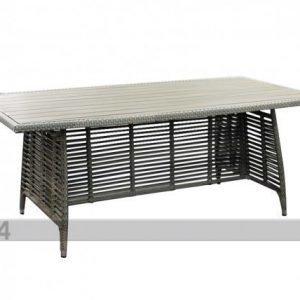 Carden4you Puutarhapöytä Zenica 200x110 Cm