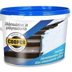 Cooper 5 Kg Jäänsulatus Ja Pölynsidonta