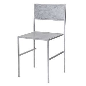 Domo Design Outdoor Tuoli Galvanisoitu