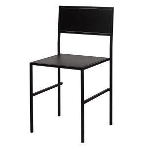 Domo Design Outdoor Tuoli Musta