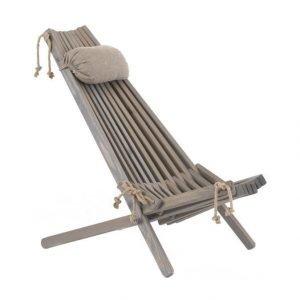 Ecofurn Ecochair Nojatuoli + Niskatyyny