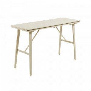 Ellos Aryon Sivupöytä 130x45 Vihreä 90 Cm