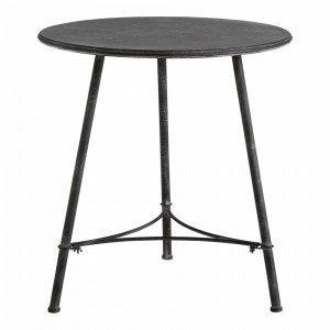 Ellos Gardenia Pöytä Musta Ø 65 Cm