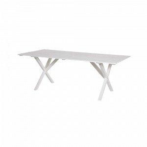 Ellos Visingsö Pöytä Valkoinen
