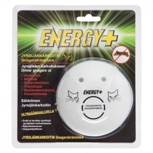 Energy+ Jyrsijänkarkotin