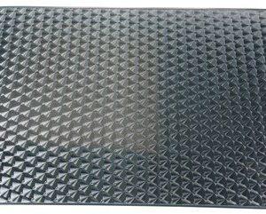 Exxent Ruostumaton Pöytälevy 110x70 cm