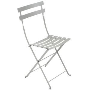 Fermob Bistro Metal Tuoli Steel Grey