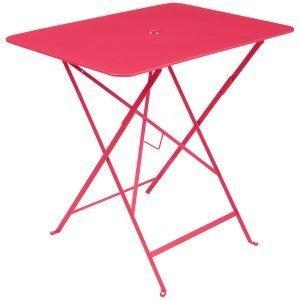 Fermob Bistro Pöytä Pink Praline 77x57 Cm