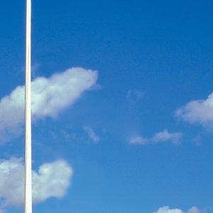 Flagmore Nordic Lipputanko Lujitemuovi 6 M