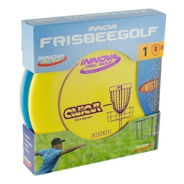 Frisbeegolfiin kiekkosetti