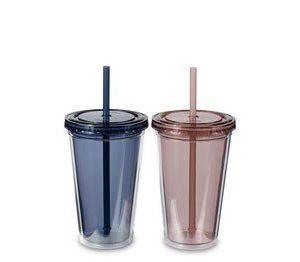 Funktion Dricksflaska med sugrör 50 cl osorterad färg