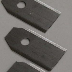 G-Force Robottiruohonleikkurin Varaterät 3 Kpl/Pkt