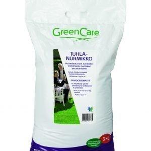 Greencare 3 Kg Juhlanurmikko