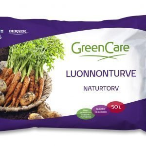 Greencare 50 L Luonnonturve
