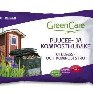 Greencare 50 L Puucee- Ja Kompostikuivike