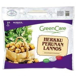 Greencare Herkkuperunalannos 10 Kg Kivennäislannoite