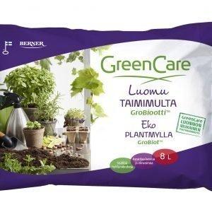 Greencare Luomu Grobiootti 8 L Taimimulta