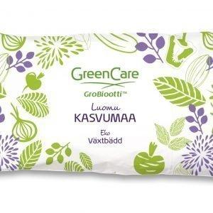 Greencare Luomu Kasvumaa Grobiootti 50 L Kasvatussäkki