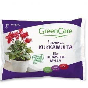 Greencare Luomu Kukkamulta