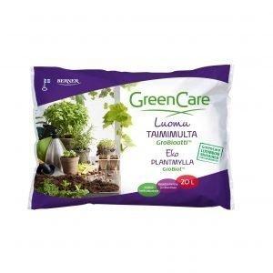 Greencare Luomu Taimimulta Grobiootti 20 L