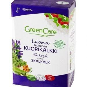 Greencare Muruinen Kuorikalkki 1 kg